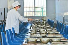 专业订做各种规格学校专用餐具清洗消毒设备
